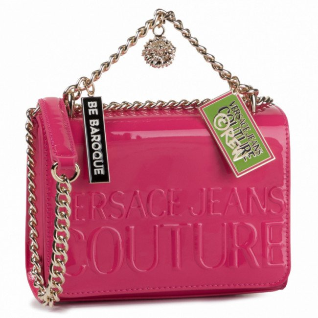 Kabelka VERSACE JEANS COUTURE - E1VUBBO3  Fuxia