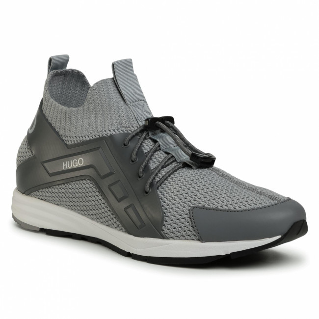 Sneakersy HUGO - Hybrid 50433050 10227421 01 Medium Grey 030