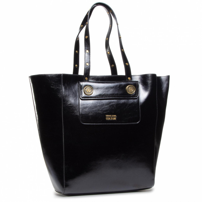 Kabelka VERSACE JEANS COUTURE - E1VZBBK5 71730  Nero 899