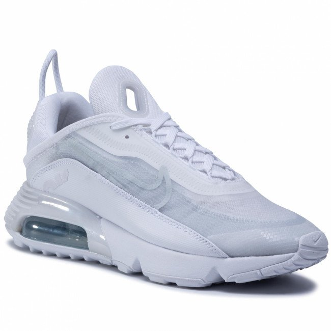 Topánky NIKE - Air Max 2090 BV9977 100 White/White/Wolf Grey
