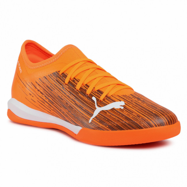 Topánky PUMA -  Ultra 3.1 Tt 106090 01  Shocking Orange/Puma Black