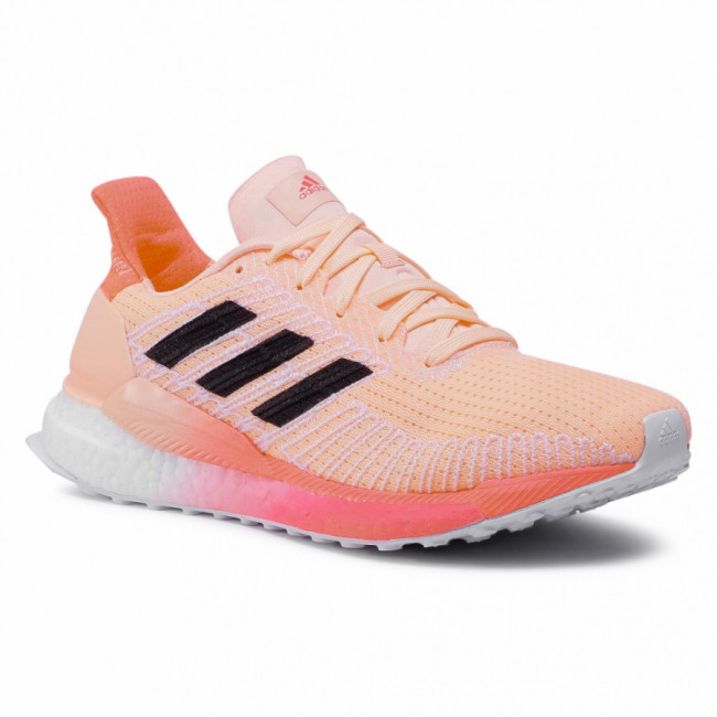 Topánky adidas - Solar Boost 19 W FW7822  Light Flash Orange/Core Black/Signal Pink