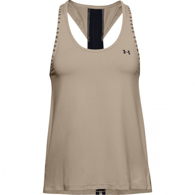 Tielko Under Armour UA Knockout Tank-BRN