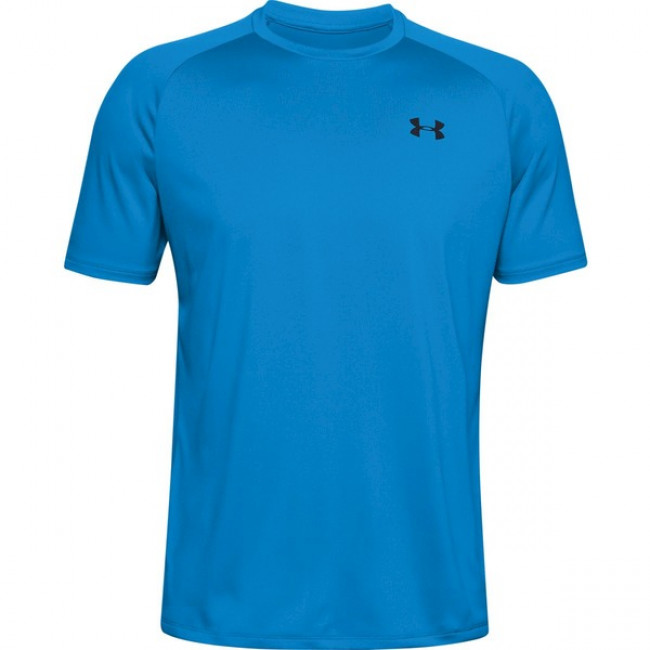 Tričko Under Armour UA Tech 2.0 SS Tee-BLU