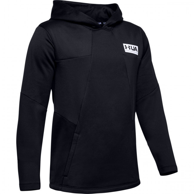 Mikina Under Armour Game Time Hoody-Blk