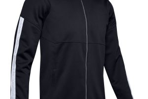 Mikina Under Armour Athlete Recovery Knit Warm Up