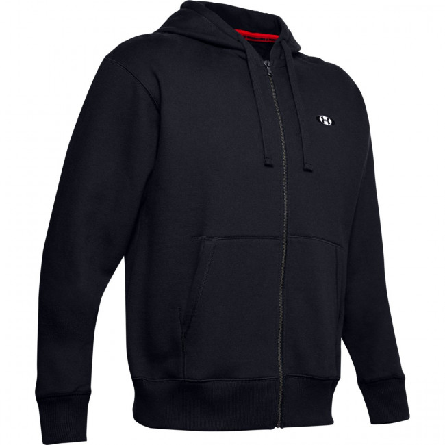 Mikina Under Armour Performance Originators Fleece Fz-Blk