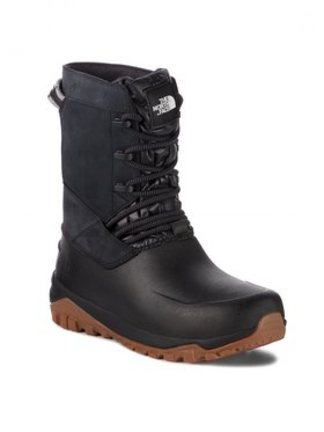 The North Face Snehule Yukiona Mid Boot T93K3BKX7 Čierna