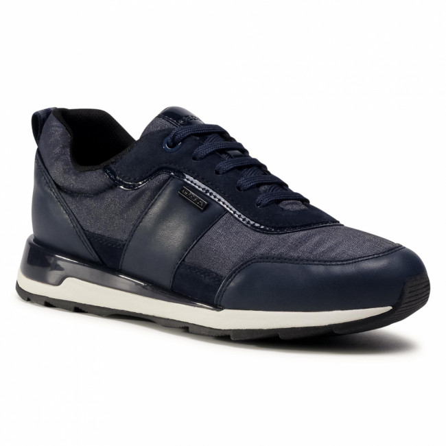 Sneakersy GEOX - D New Aneko B Abx A D04LYA 085AS C4002  Navy