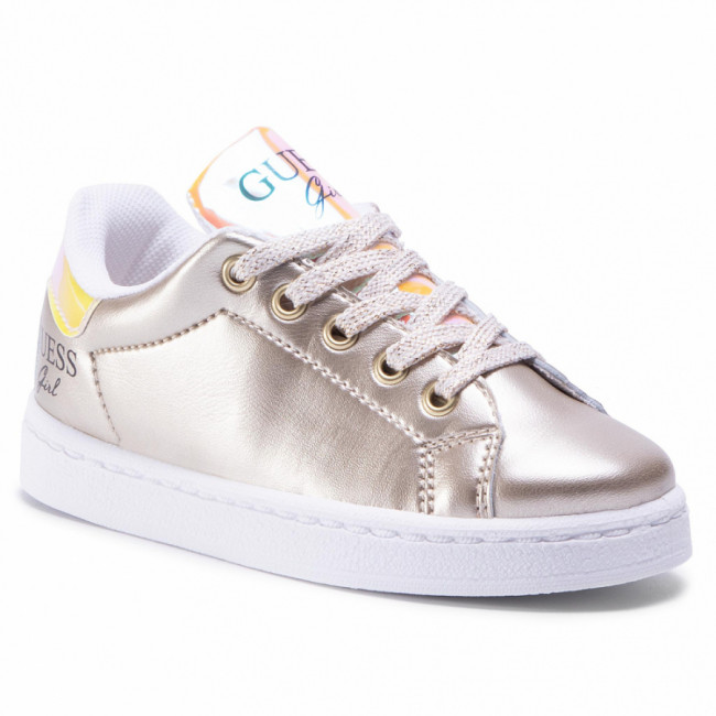 Sneakersy GUESS - Lucy FI7LUC ELE12 GOLD