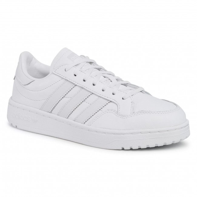 Topánky adidas - Team Court W FW5070 Ftwwht/Dshgry/Dshgry