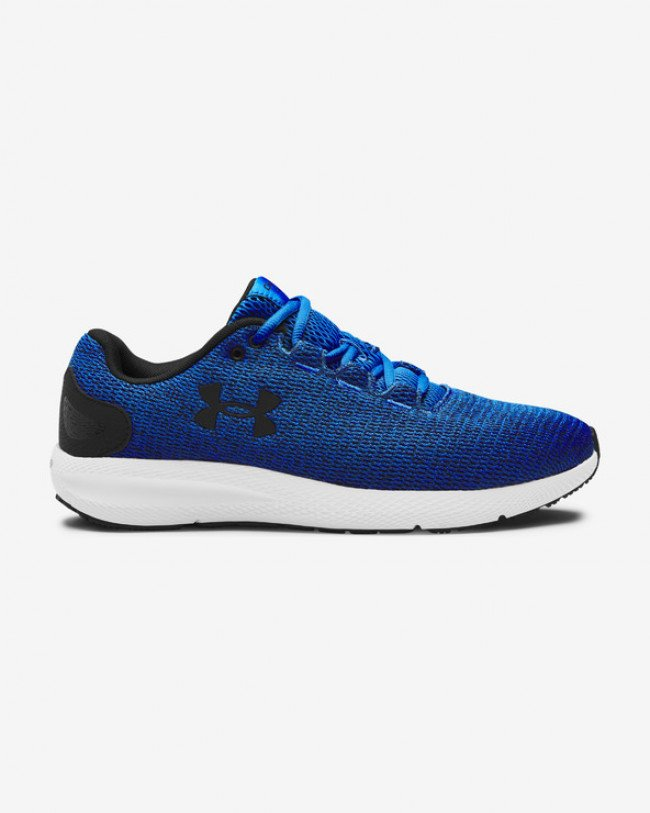 Under Armour Charged Pursuit 2 Twist Running Tenisky Modrá