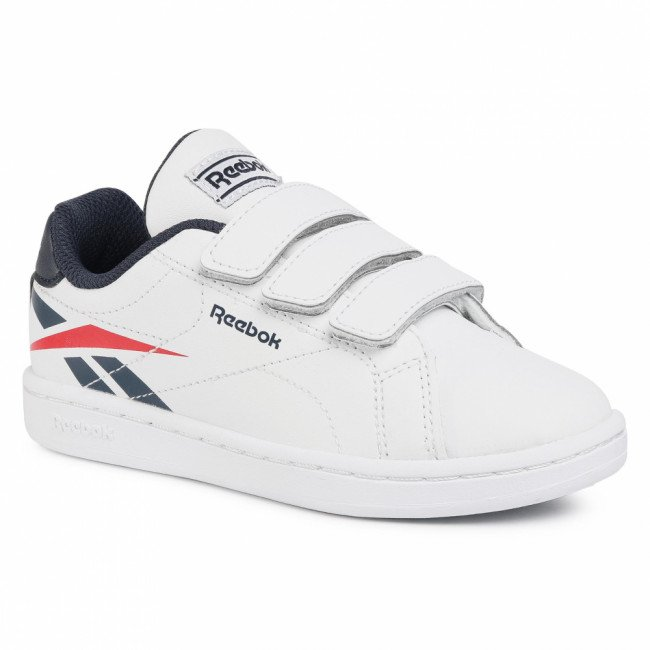 Topánky Reebok - Royal Complete Cln 2. FW8850  White/Conavy/Vecred