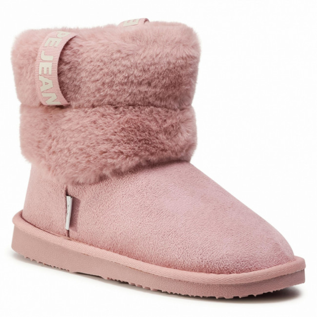 Topánky PEPE JEANS - Angel Plush PGS30473 Mauve Pink 319