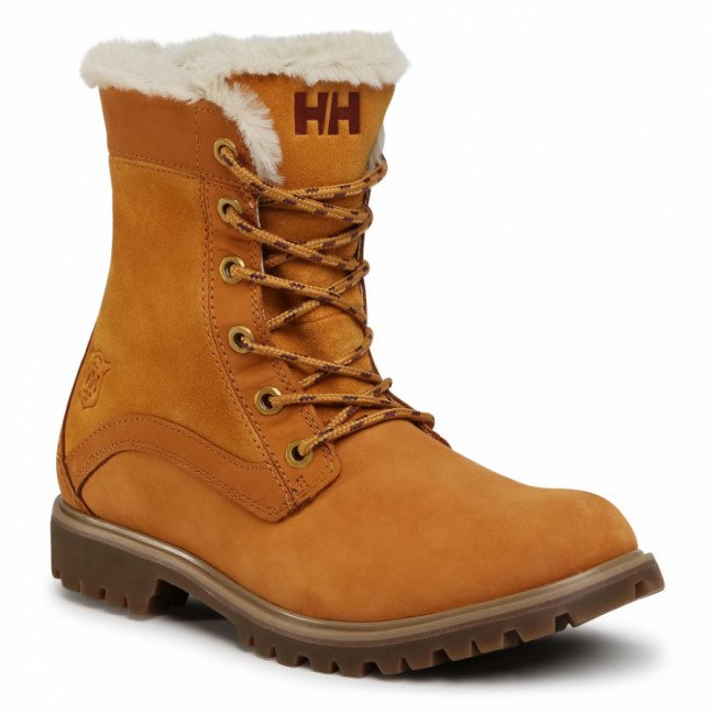 Outdoorová obuv HELLY HANSEN - W Marion 112-55.724 New Wheat/Natura/Light Gum/Sperry Gum