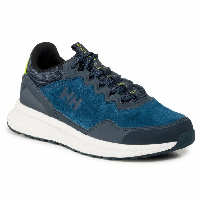 Sneakersy HELLY HANSEN - Tamarack 11618_597 Navy/North Sea Blue/Azid Lime