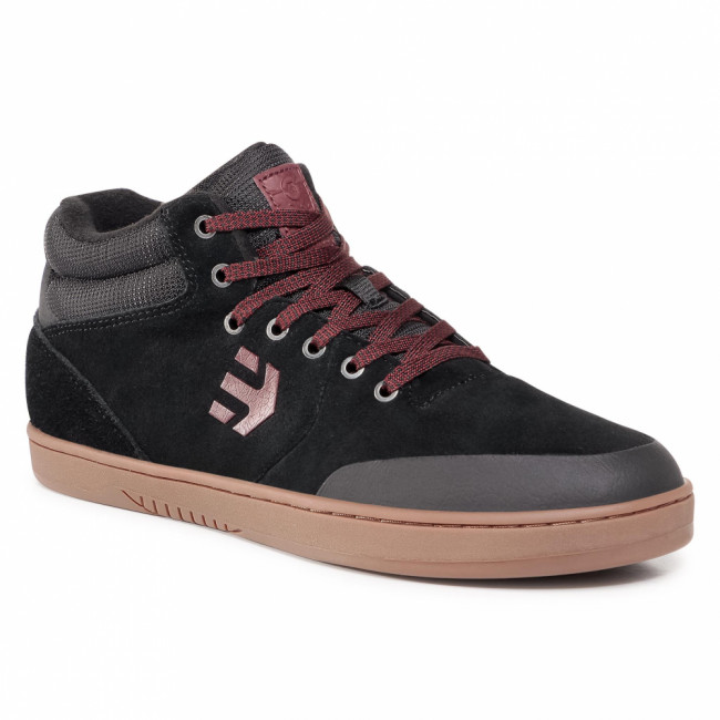 Sneakersy ETNIES - Marana Mtw 4101000518 Black/Red/Gum 598
