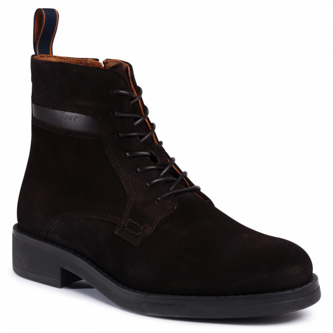 Čižmy GANT - Brookly 21643012 Dark Brown G46
