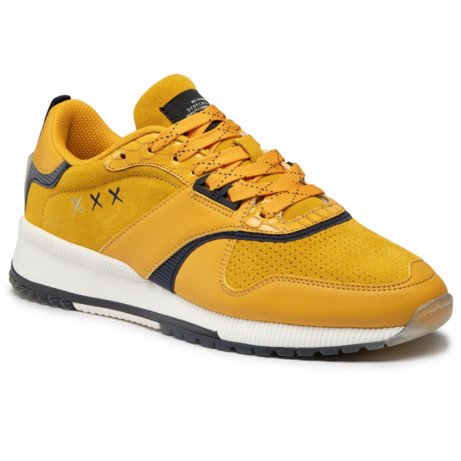 Sneakersy SCOTCH & SODA - Vivex 21831218 Yellow S33