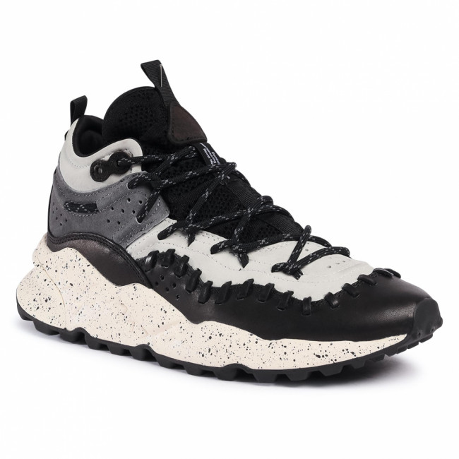 Sneakersy FLOWER MOUNTAIN - Mohican Man 0012015305.03.1A18 Black/Multi