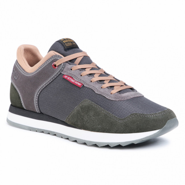 Sneakersy G-STAR RAW - Calow D15999-B273-B974 Rover/Combatan/Tan