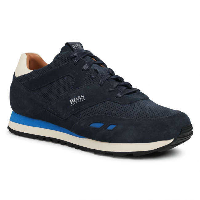 Sneakersy BOSS - Parkour 50439539 10214574 01 Dark Blue 401