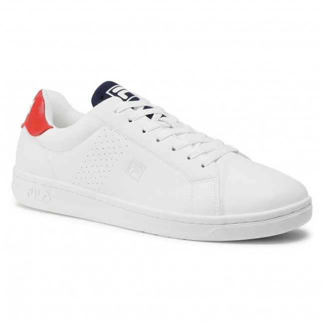 Sneakersy FILA - Crosscourt 2 Nt 1010929.92N White/Fila Navy/Fila Red