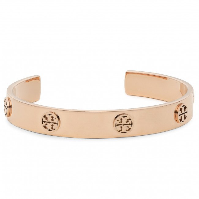 Náramok TORY BURCH - Miller Stud Cuff 65096 Rose Gold 654