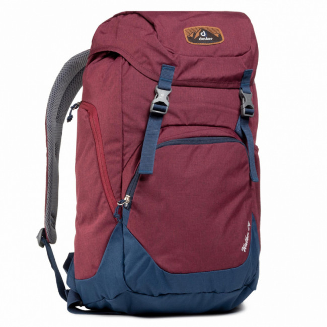 Ruksak DEUTER - Walker 3810717-5323-0 Maron-Midnight 5323