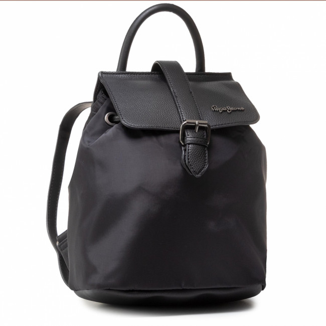 Ruksak PEPE JEANS - Mochila Backpack 7722161 Black
