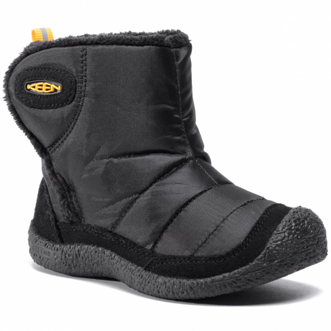 Snehule KEEN - Howser II Mid 1023925  Black/Keen Yellow