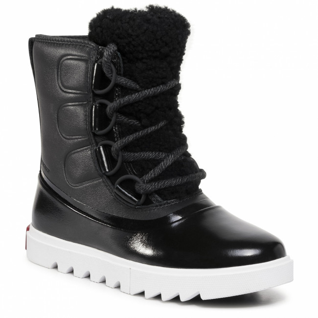 Snehule SOREL - Joan of Arctic Next Lite NL3747-010 Black