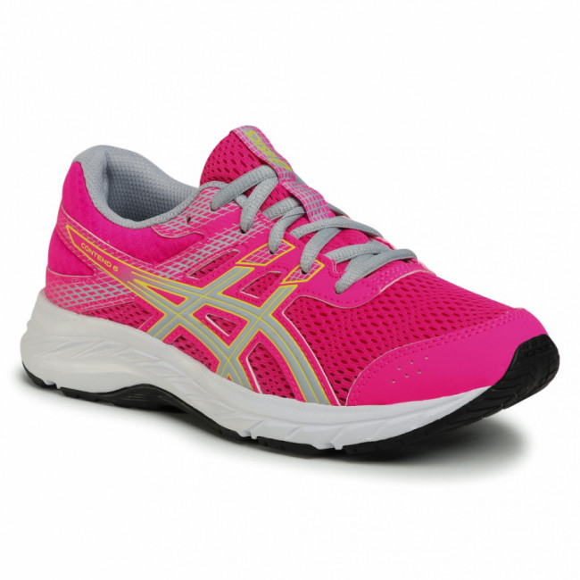 Topánky ASICS - Contend 6 Gs 1014A086 Pink Glo/Piedmont Grey 072