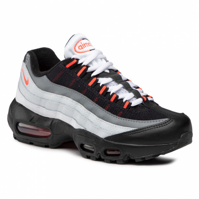 Topánky NIKE - Air Max 95 Recraft (Gs) CJ3906 101 White/Infrared 23