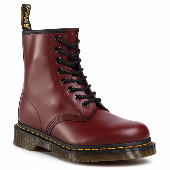 Glady DR. MARTENS - 1460 Smooth 11822600 Cherry Red