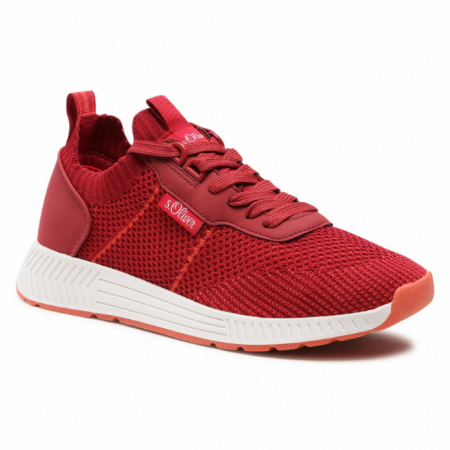 Sneakersy S.OLIVER - 5-13603-26 Red 500