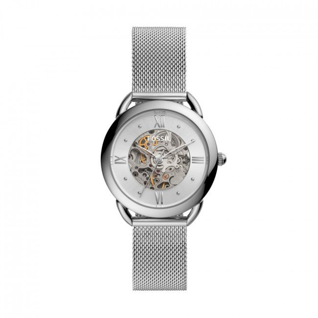 Hodinky FOSSIL - Tailor ME3166 Silver
