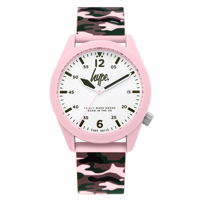 Hodinky HYPE - HYL019NP Multicolor/Pink