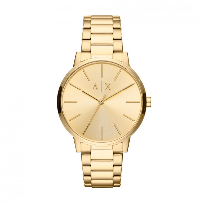 Hodinky ARMANI EXCHANGE - Cayde AX2707 Gold/Gold