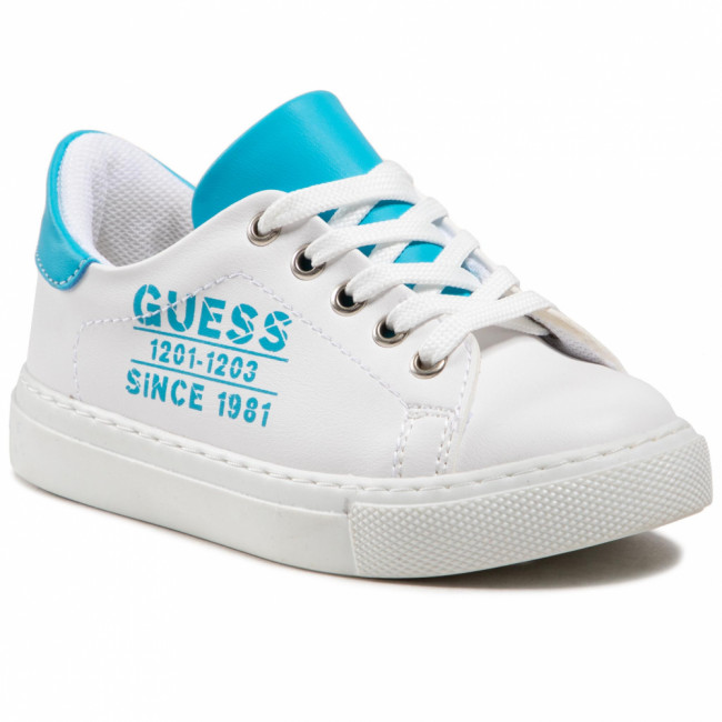 Sneakersy GUESS - Andrea FI5AND ELE12 OFFWHI