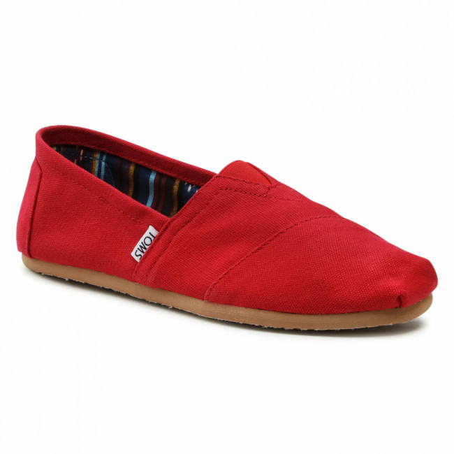 Poltopánky TOMS - Classic 10000867 Red