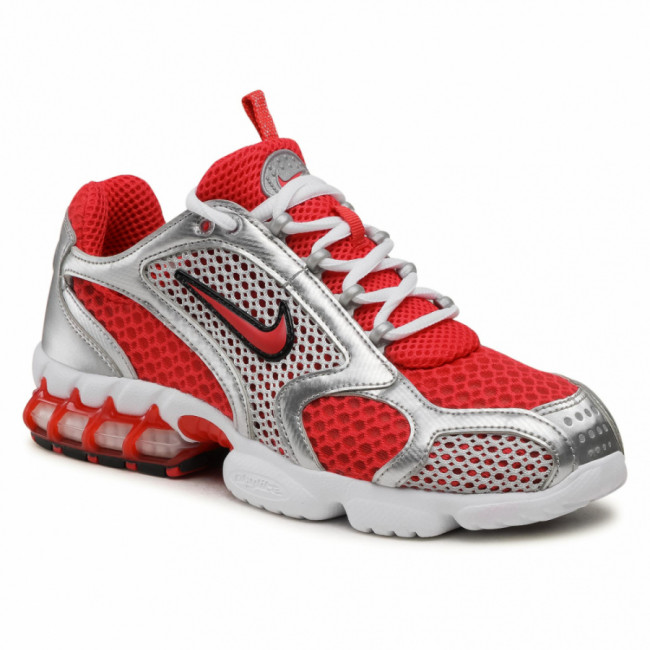 Topánky NIKE - Air Zoom Spiridon Cage 2 CJ1288 600 Track Red/Track Red/White