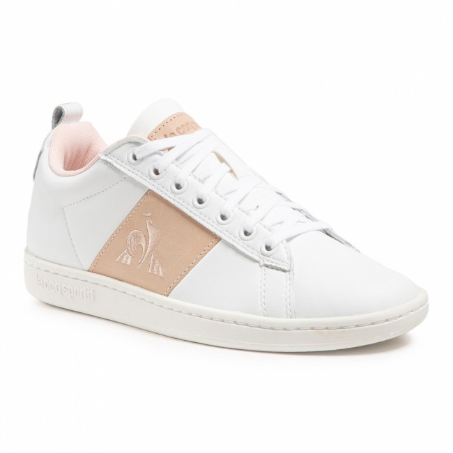 Sneakersy LE COQ SPORTIF - Courtclassic 2110123 Optical White/Frappe