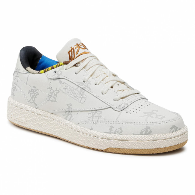 Topánky Reebok - Club C 85 GZ8633 Clawht/Papwht/Pebble
