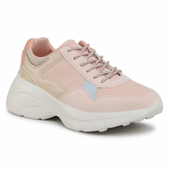 Sneakersy DEEZEE - WAG1801682A Pink