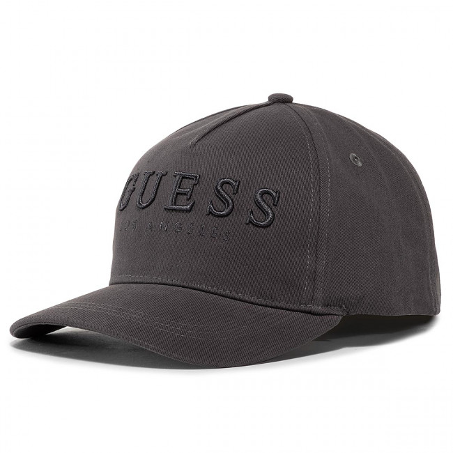 Šiltovka GUESS - Not Coordina Ted Hats AM8612 COT01 GRY