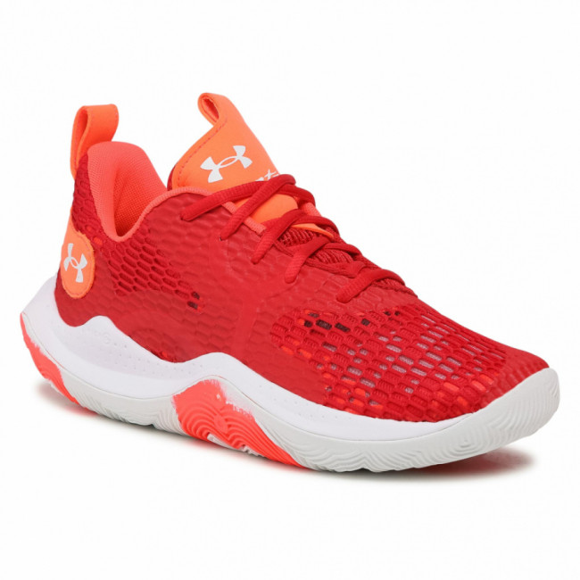 Topánky UNDER ARMOUR - Ua Spawn 3 3023738-600 Red