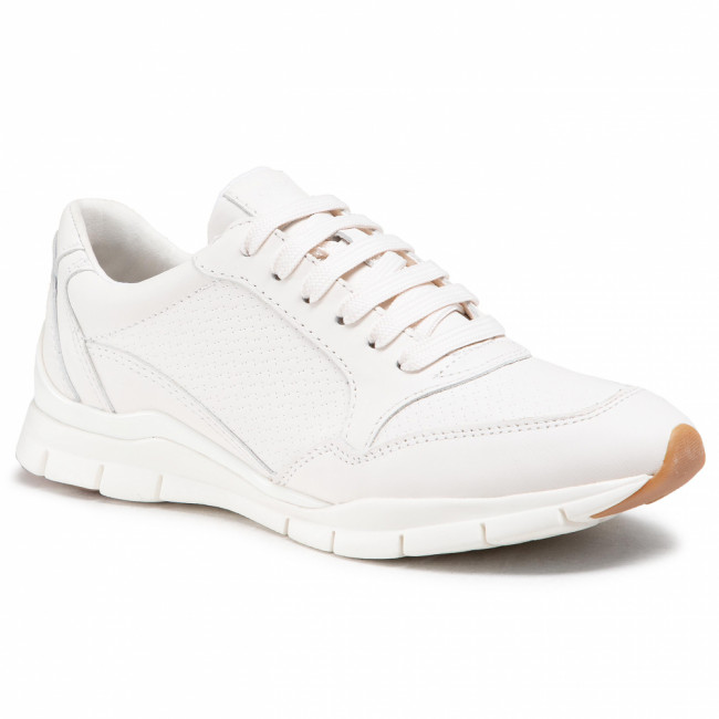 Sneakersy GEOX - D Sukie A D04F2A 00078 C1002 Off White