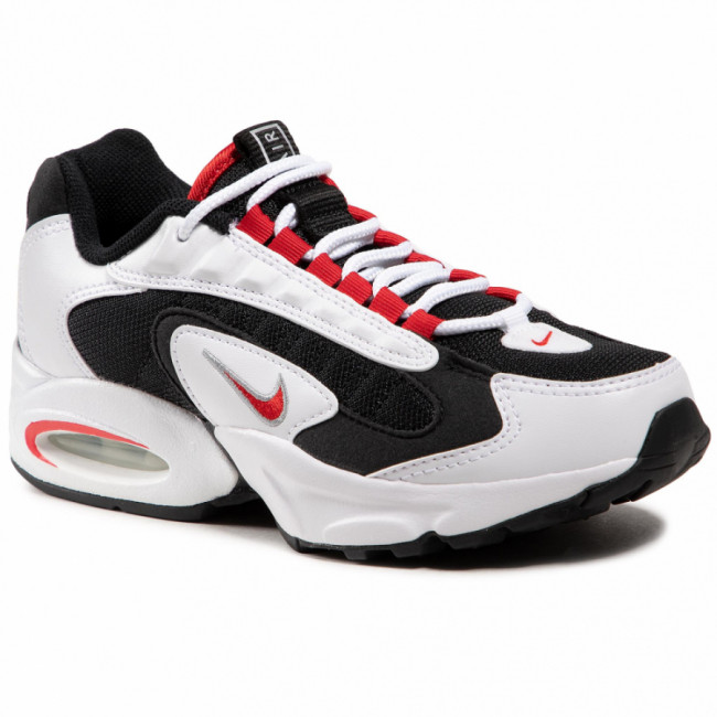 Topánky NIKE - Air Max Triax CQ4250 100 White/Univeristy Red/Black