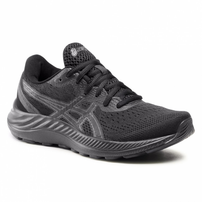 Topánky ASICS - Gel-Excite 8 1012A916 Black/Carrier Grey 001